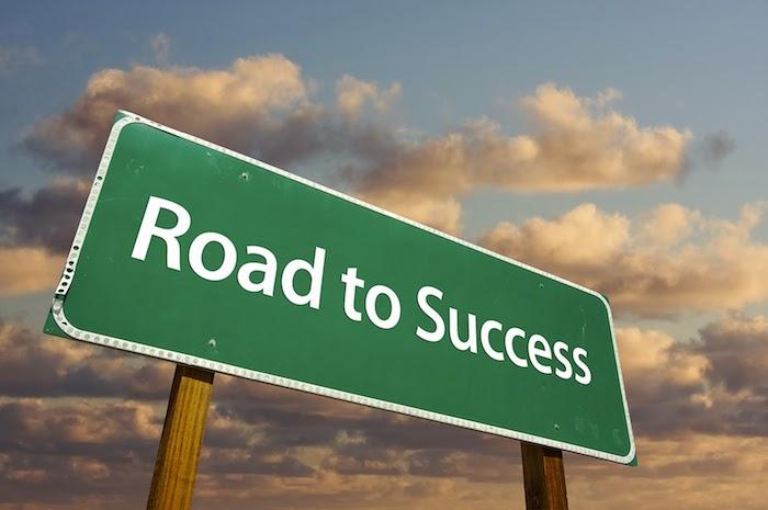 la strada verso il successo